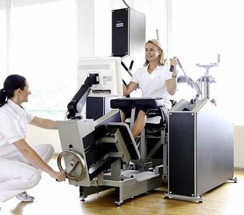MKT – Medizinische Kräftigungstherapie