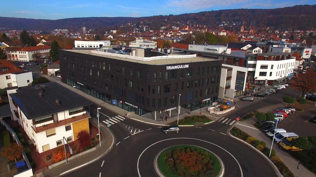 Wirbelsäulenzentrum (Spine Center) Gelnhausen – Hailerer Straße 16
