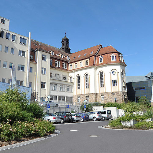 Heart Jesus Hospital Fulda