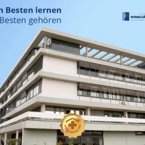 Höchste Patientenzufriedenheit und Pole Position für das Krankenhaus Schlüchtern – Position 3 im bundesweiten Clinotel Vergleich für das Krankenhaus Gelnhausen
